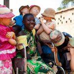 Corazones albinos