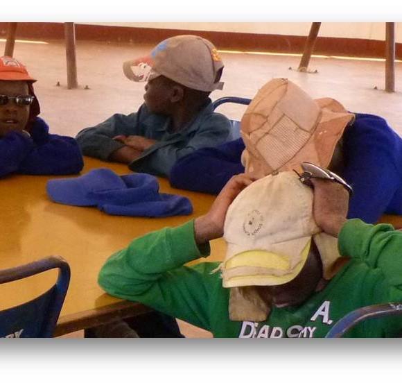 Xeroderma pigmentoso en África