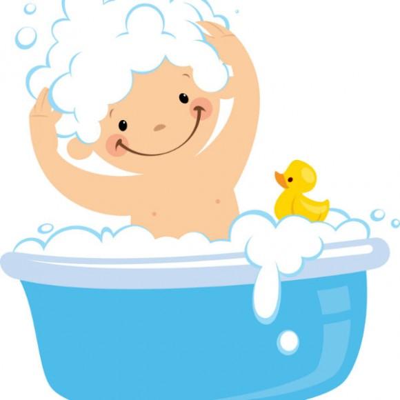 3 cuestiones sobre el baño en niños con dermatitis atópica