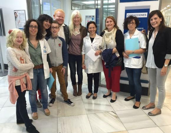 Día del Albinismo: aprendiendo sobre el albinismo en Europa