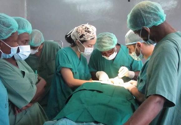 ¿A qué nos dedicamos los dermatólogos en Tanzania?