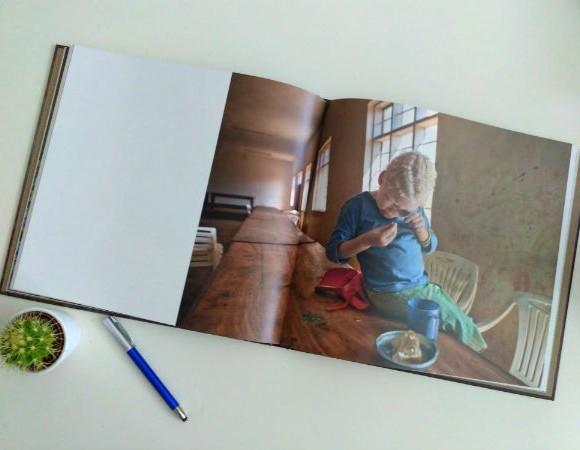 Presentación de ALBINO: libro + expo