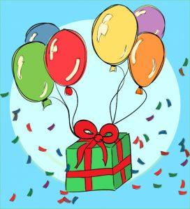 cumpleaños blog