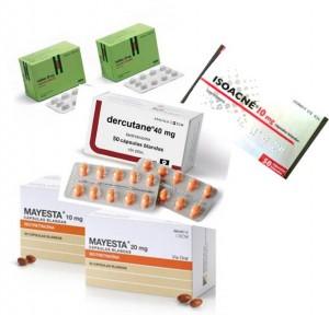 isotretinoína