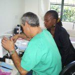 Apoyando la Dermatopatología en Tanzania
