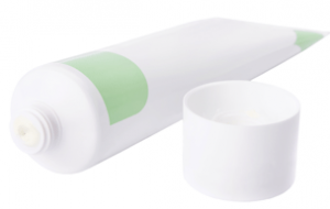 tubo crema