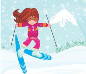cuidar piel esquí