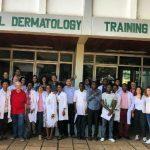 Nuevos objetivos dermatológicos en Tanzania