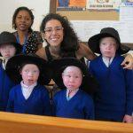 Nace la ONG Beyond Suncare : albinismo y protección solar en África
