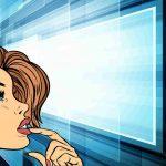 La luz azul de las pantallas y la piel