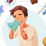 ¿Por qué tener dermatitis atópica aumenta el riesgo de alergias?