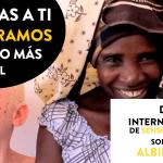 Día Internacional del Albinismo